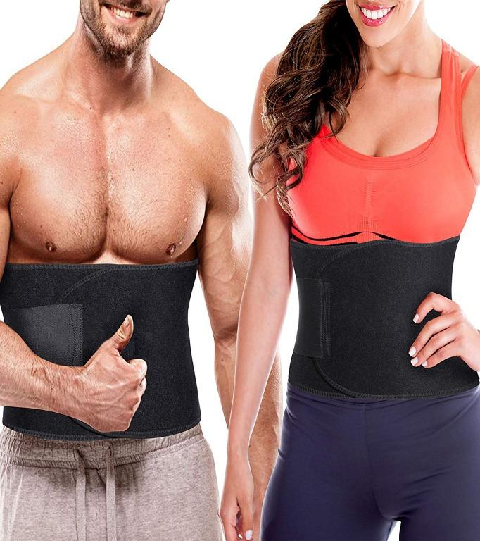 Men & Women's Waist Trainers for Fitness or Everyday Wear / BRAND NEW!!