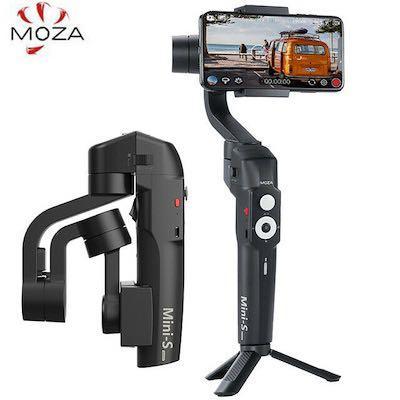 Moza Mini-S Essential Smartphone Gimbal (Black)