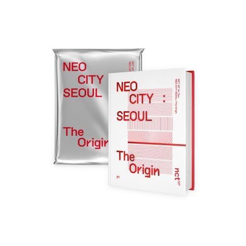 NCT 127 1st Tour NEO CITY : SEOUL – The Origin Photobook & LiveAlbum