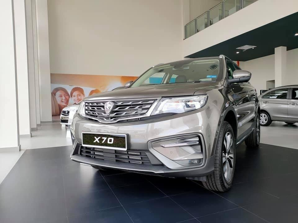 New 2019 Proton X70 CBU (COTY 2019 WINNER!) RM6,000 SUPPORT