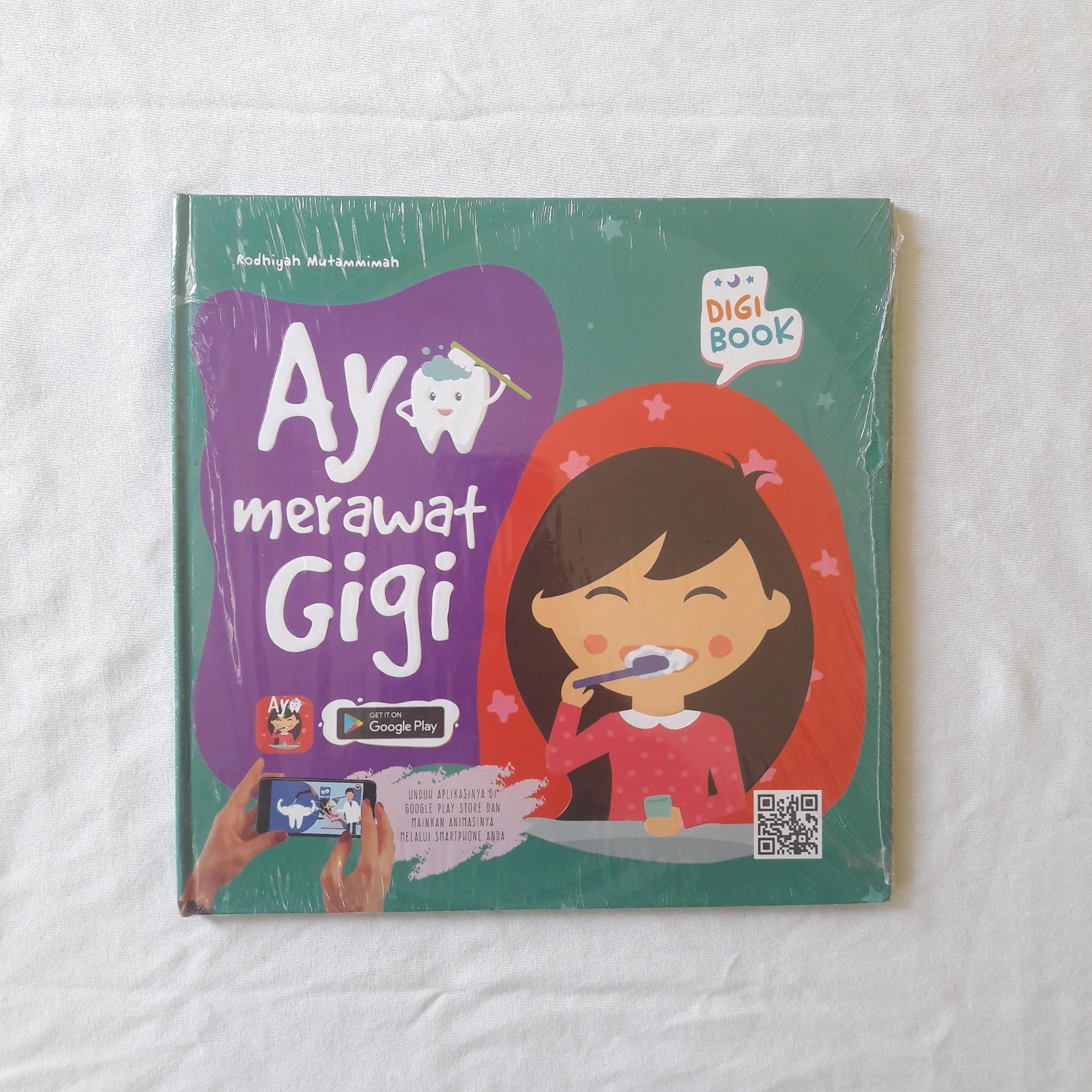 NEW SEGEL • Digibook Ayo Merawat Gigi