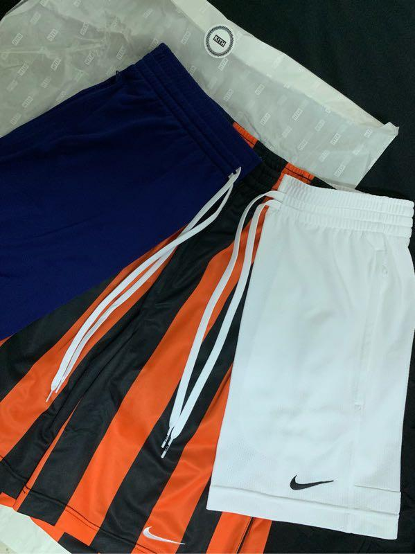 Nike NRG DH 解構 籃球褲 短褲 拼接 nikelab 拼色 supreme