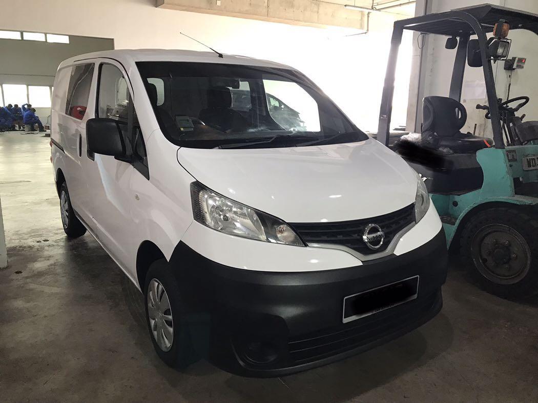 Nissan nv200 1.5m for Rent Rental short Long term use