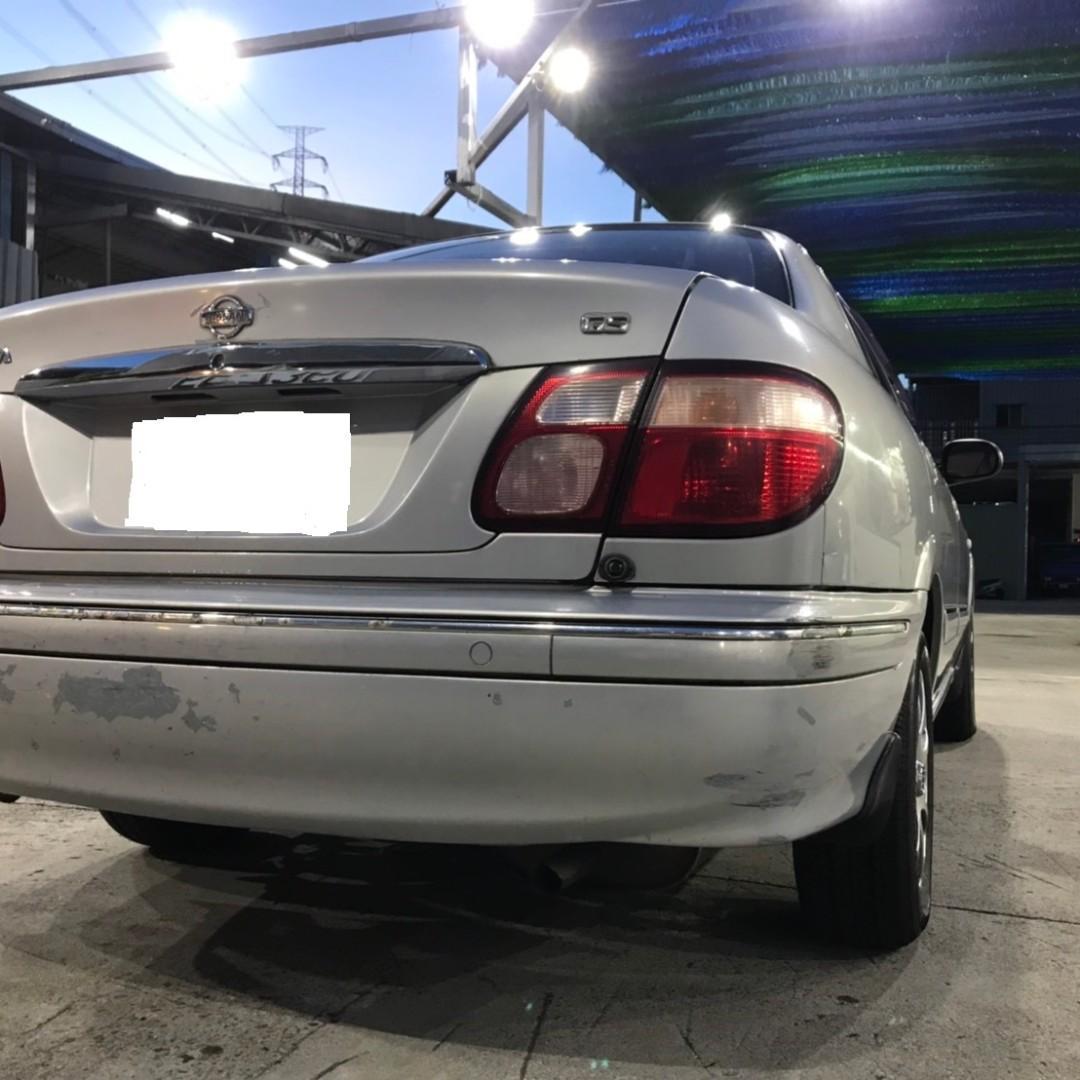 {阿麒典藏}Nissan Sentra 02年 保證漂亮車實車 特價優惠只到月底 無泡水.重大事故.權利車 只要有工作!!貸款一定過!!