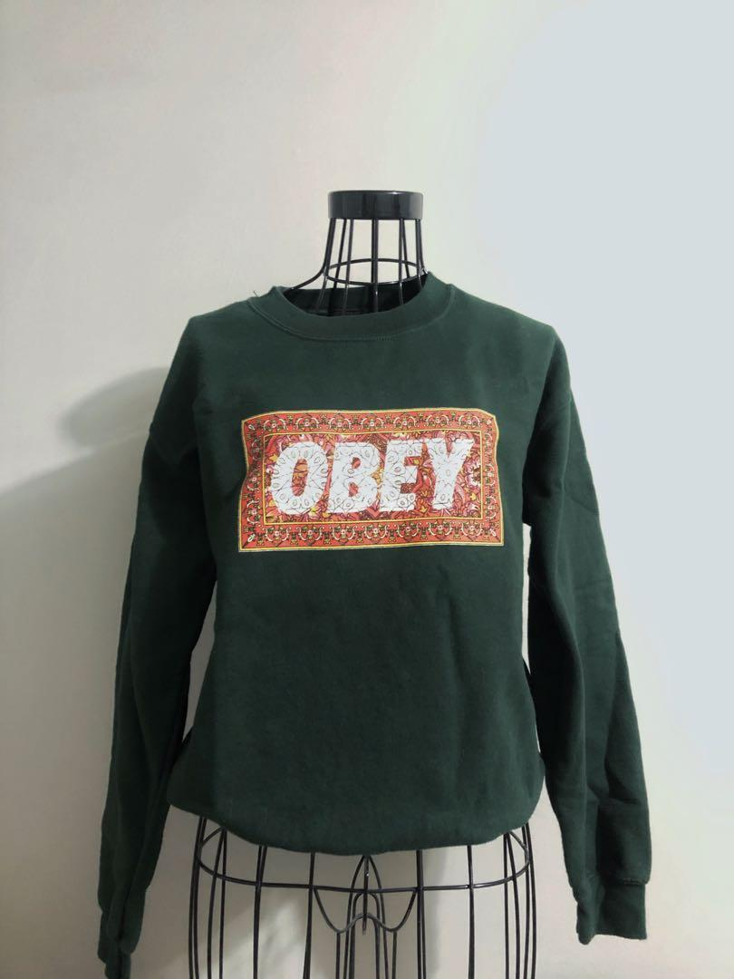 OBEY SWEATER (small)