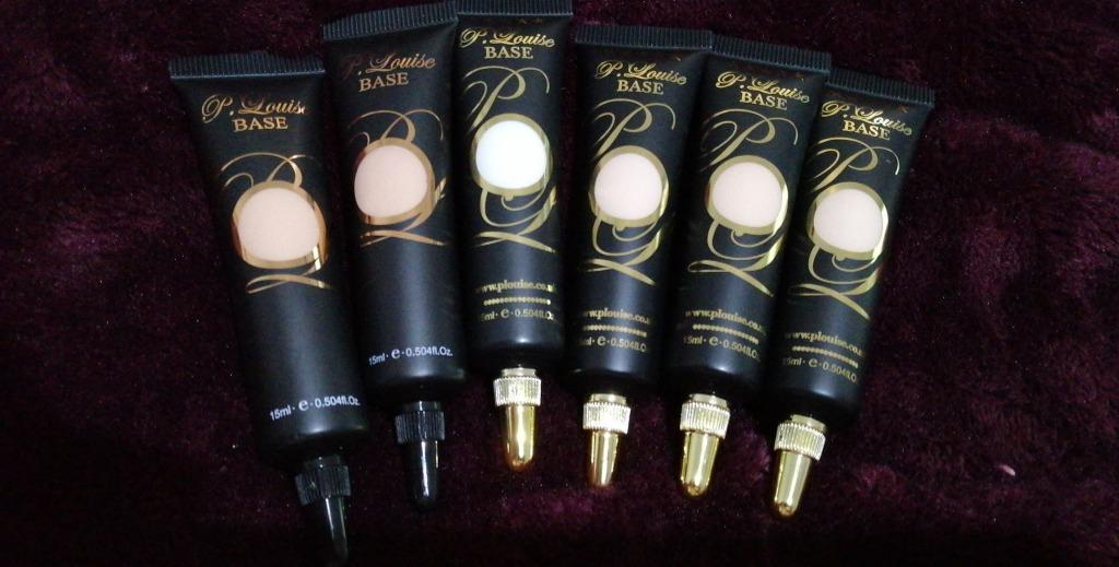 P louise BASE CONCEALER 15MLS [PICK SHADE] BRAND NEW & AUTHENTIC [NO SWAPS, PRICE IS FIRM]