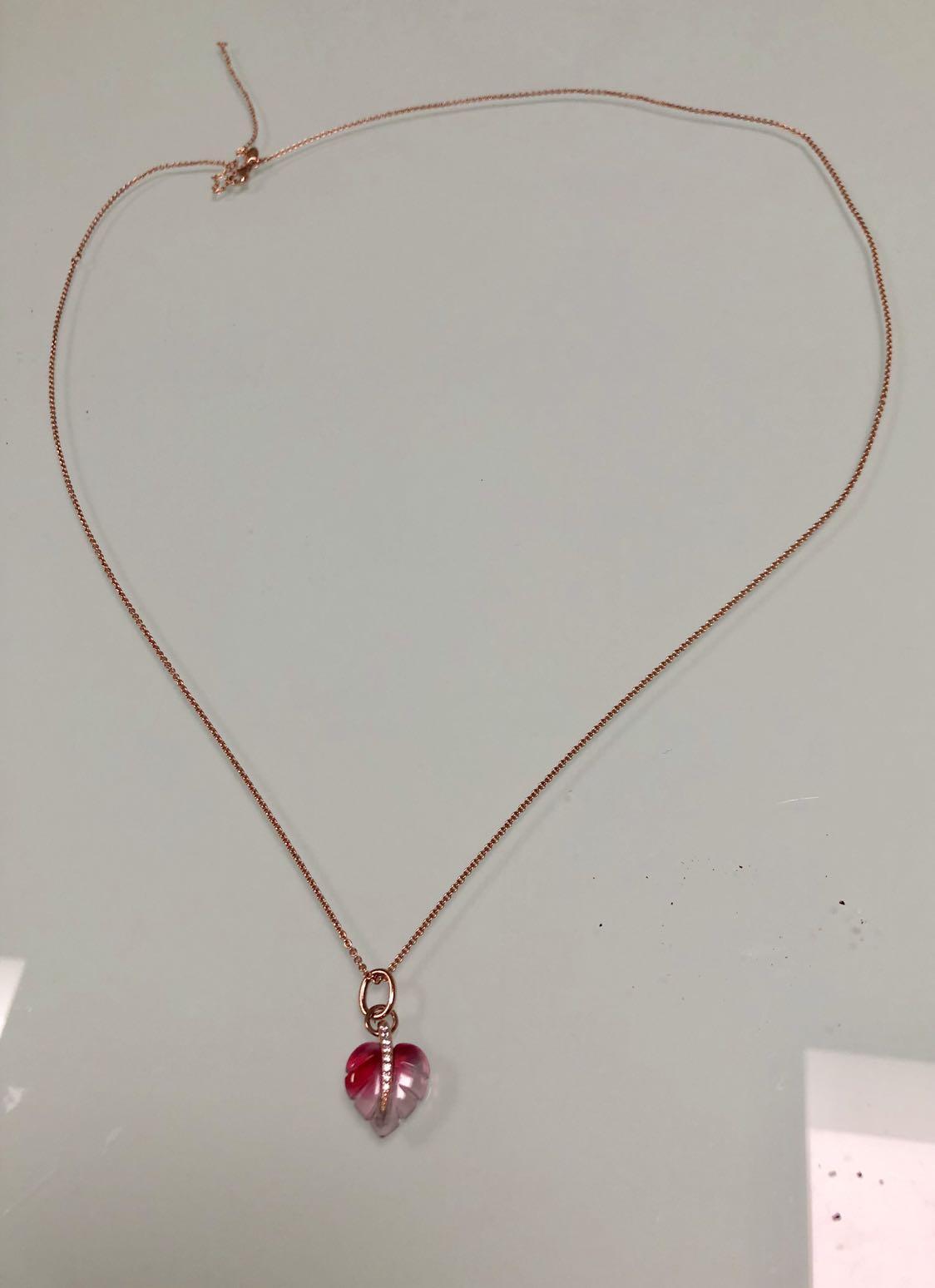 Pandora rose adjustable 90cm classic cable chain necklace