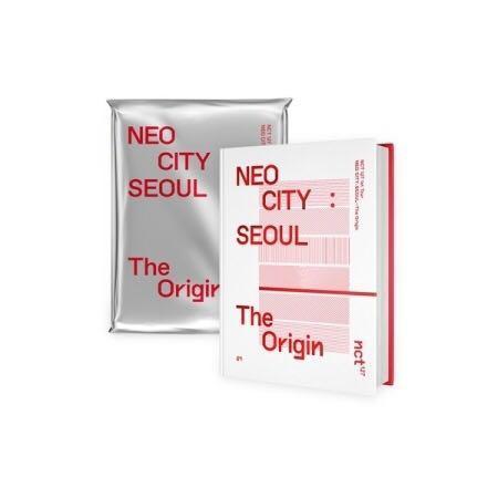 [PHOTOBOOK] NCT 127 - NCT 127 1st Tour NEO CITY : SEOUL – The Origin Photobook & LiveAlbum