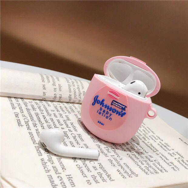 [PO] Baby Johnson's AirPods Casing