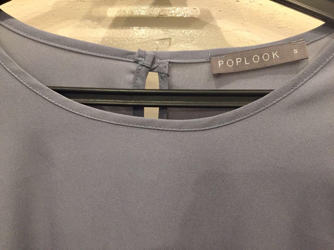 Poplook Bell Sleeve Top