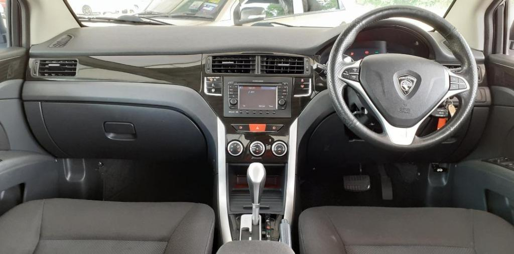 PROTON PREVE 1.6 (A) PREMIUM CFE TURBO !! 16 VALVE DOHC 4 CYLINDER IN LINE !! 7 SPEED AUTOMATIC TRANSMISSION !! 140 H/P 205 NM !! PREMIUM FULL HIGH SPECS !! ( X 5717 X ) USED BY MALAYSIA GOVERNMENT 1 SENIOR MINISTERS !!