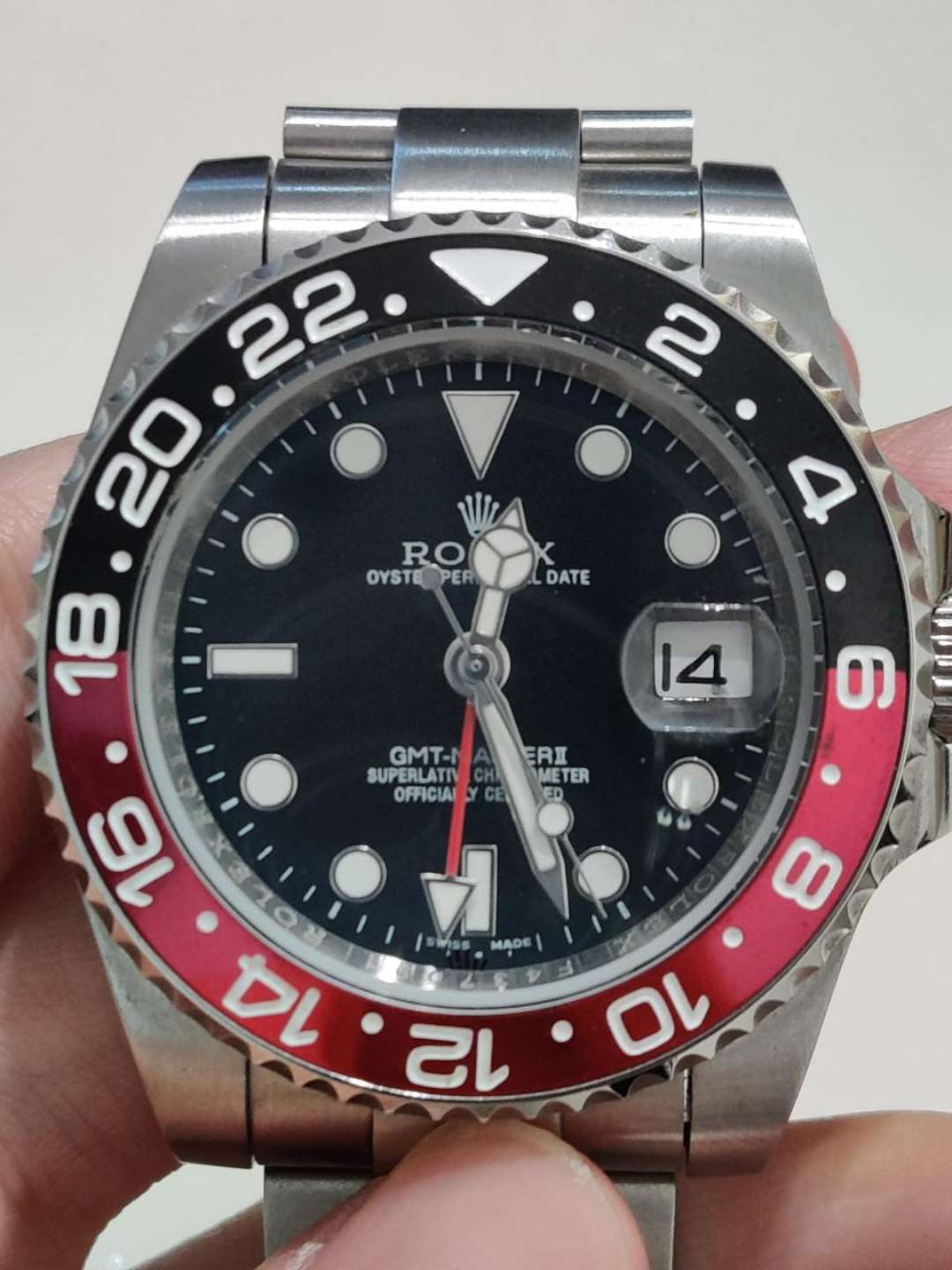 Rolex Submariner and Rolex GMT  (300 bring 2)