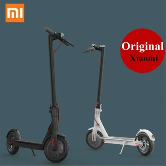 ScooterJual xiaomi mijia electric smart scooter-sepeda listrik lipat xiaomi-otoped listrik-ninebot