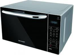 Sharp R 62e0 S Microwave Oven Home