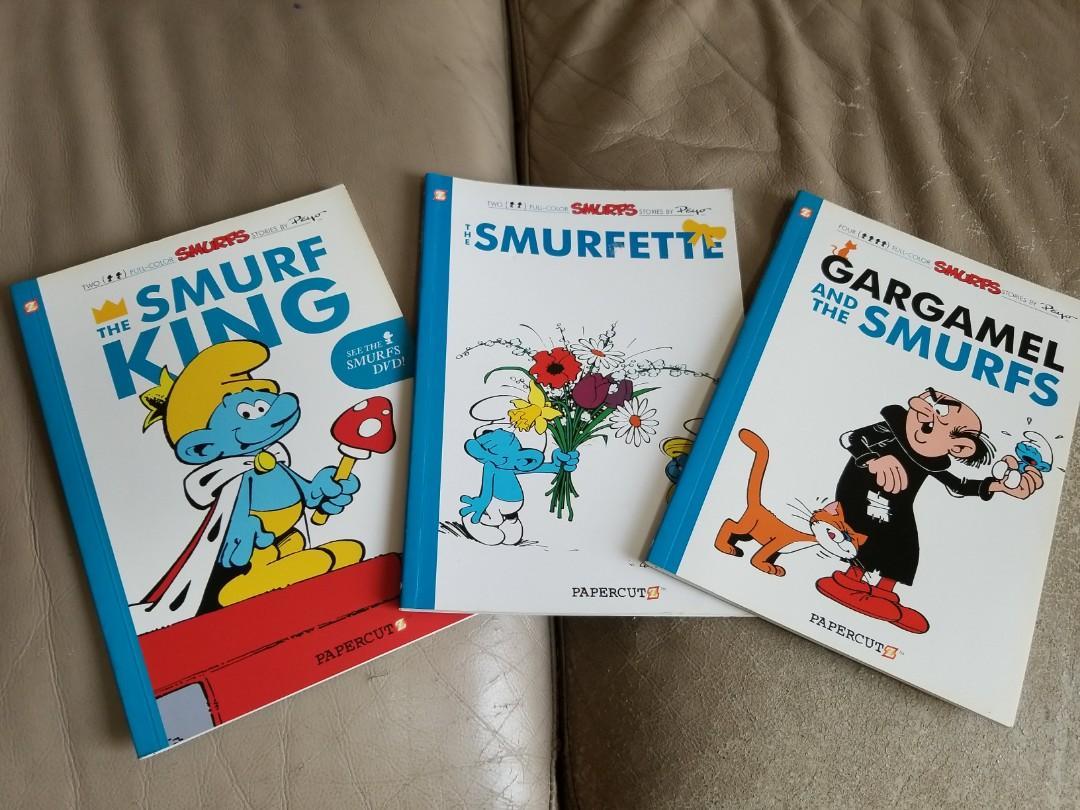 Smurfs readers