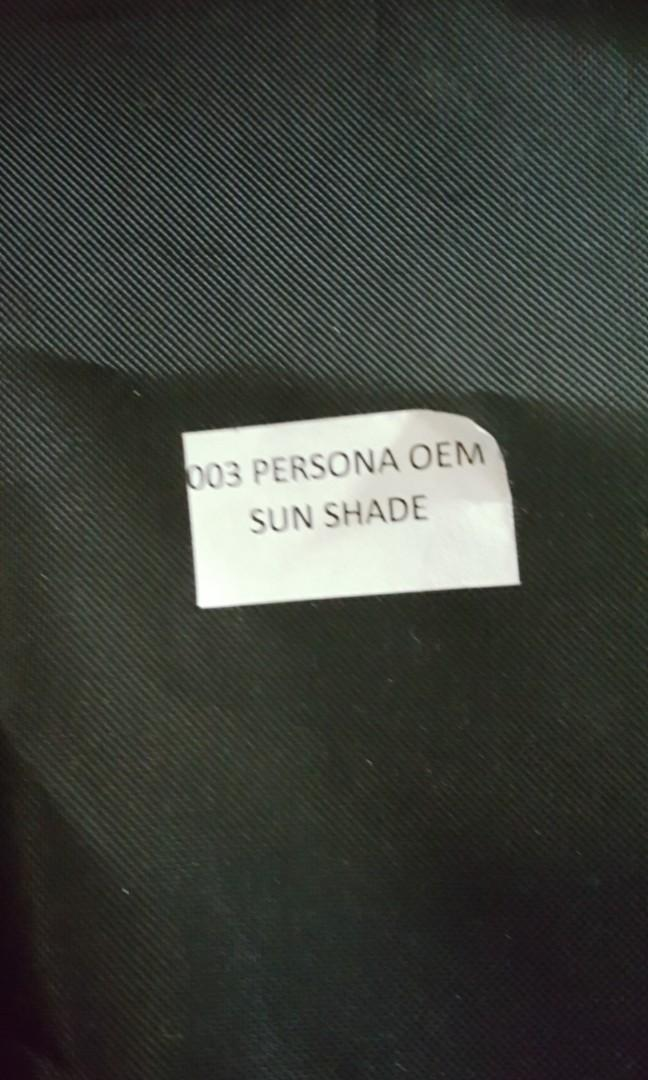 SUN SHADE Proton Gen 2 / Persona