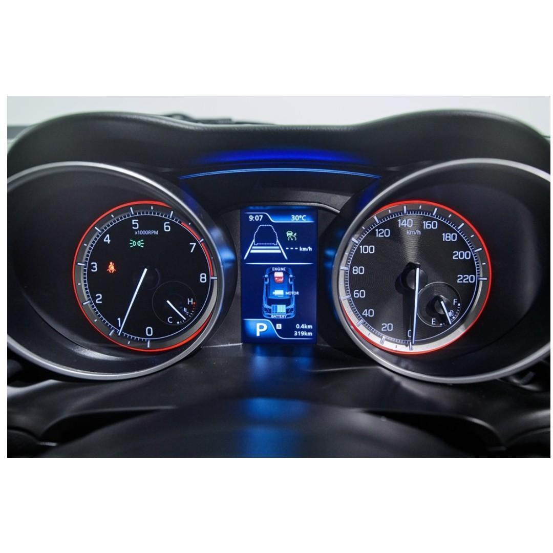 Suzuki Swift 1.2 Hybrid RS