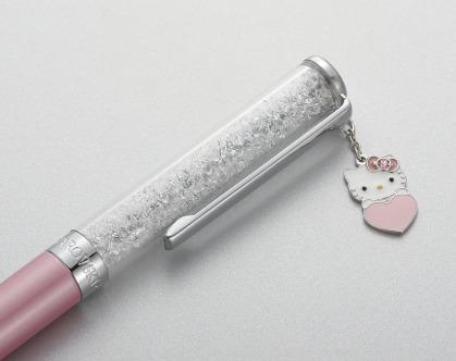 Swarovski Crystalline Ballpoint Pen (Hello Kitty)