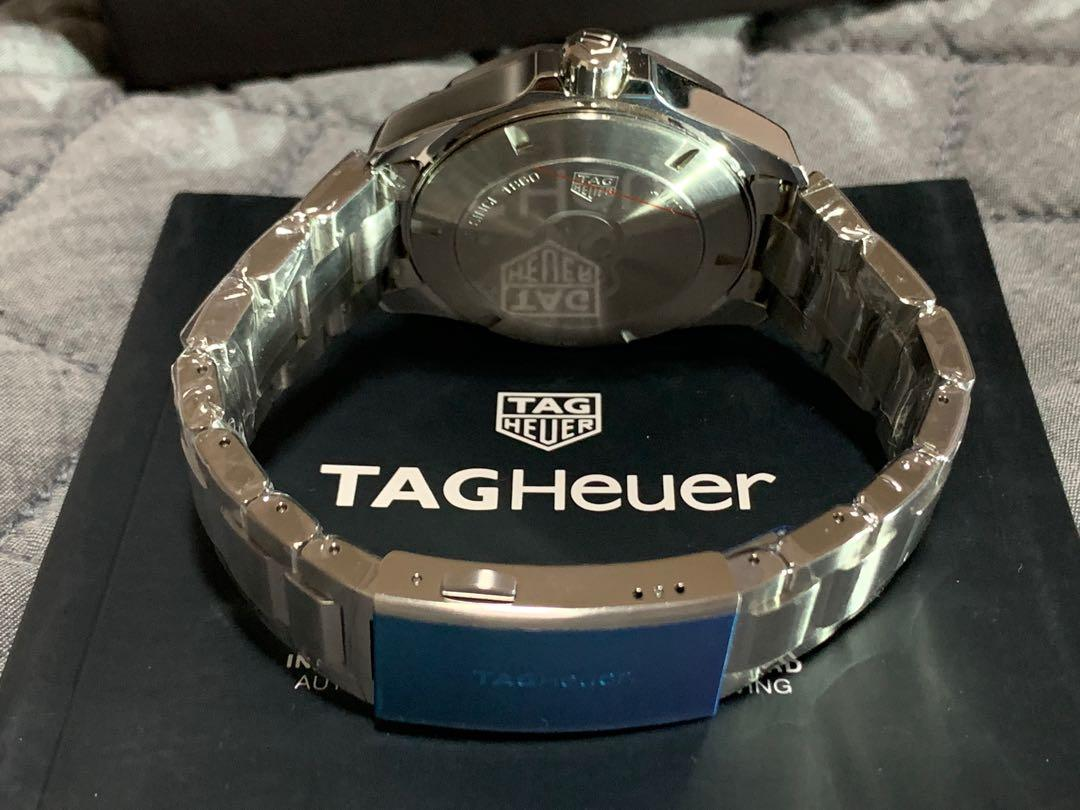 TAG HEUER Aquaracer Calibre 5 Automatic Blue Dial Men's Watch, 300mm, Case Size 43mm for Sale
