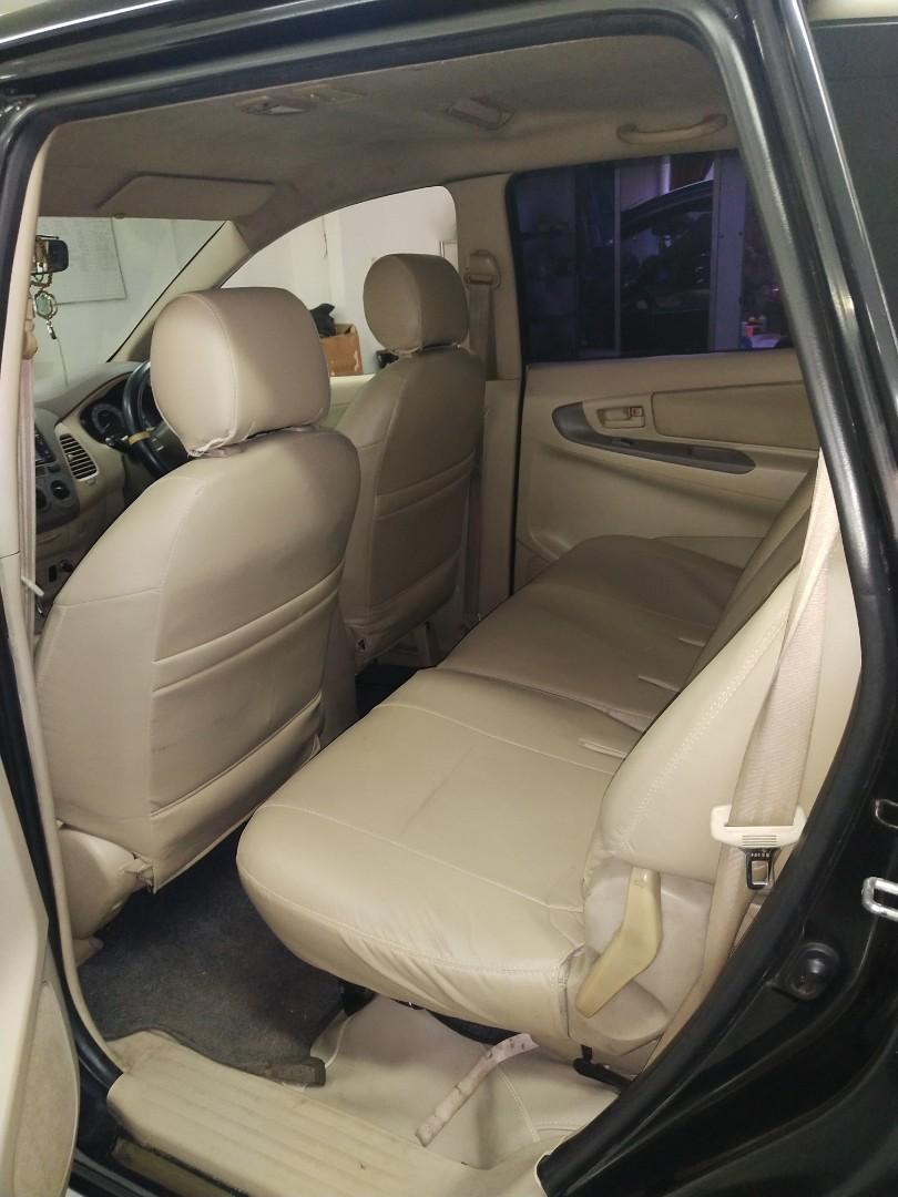 Toyota inova 2.0 G metic 2006 regenerasi kijang memang tiada dua nya