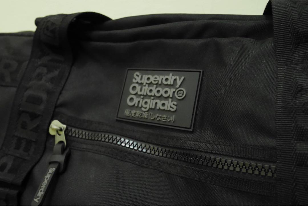 Travel Bag Superdry (pengiriman dari Palembang)