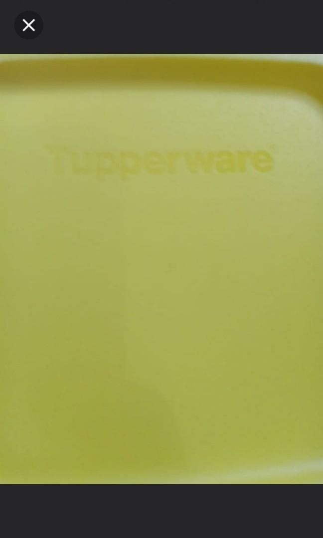 tupperware & lock n lock