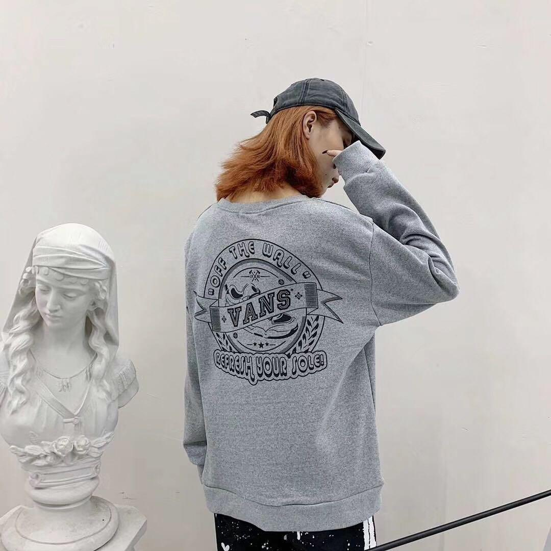 Vans 2019 couple Sweater