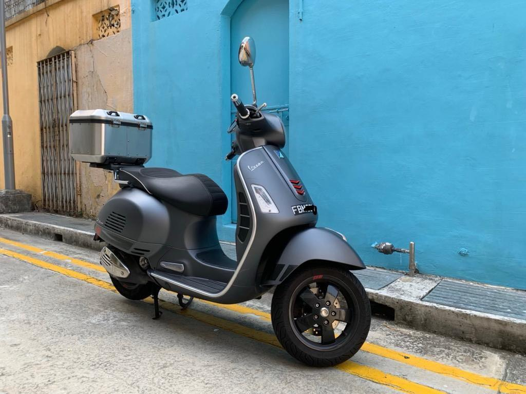 Vespa Gts Super Supersport 300 E4 Motorcycles Motorcycles For Sale Class 2a On Carousell