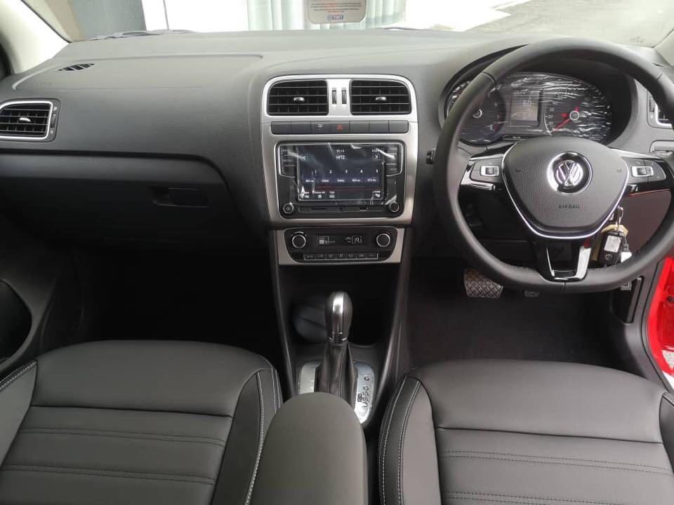 Volkswagen Polo Join 1.6 Package (Full Spec)
