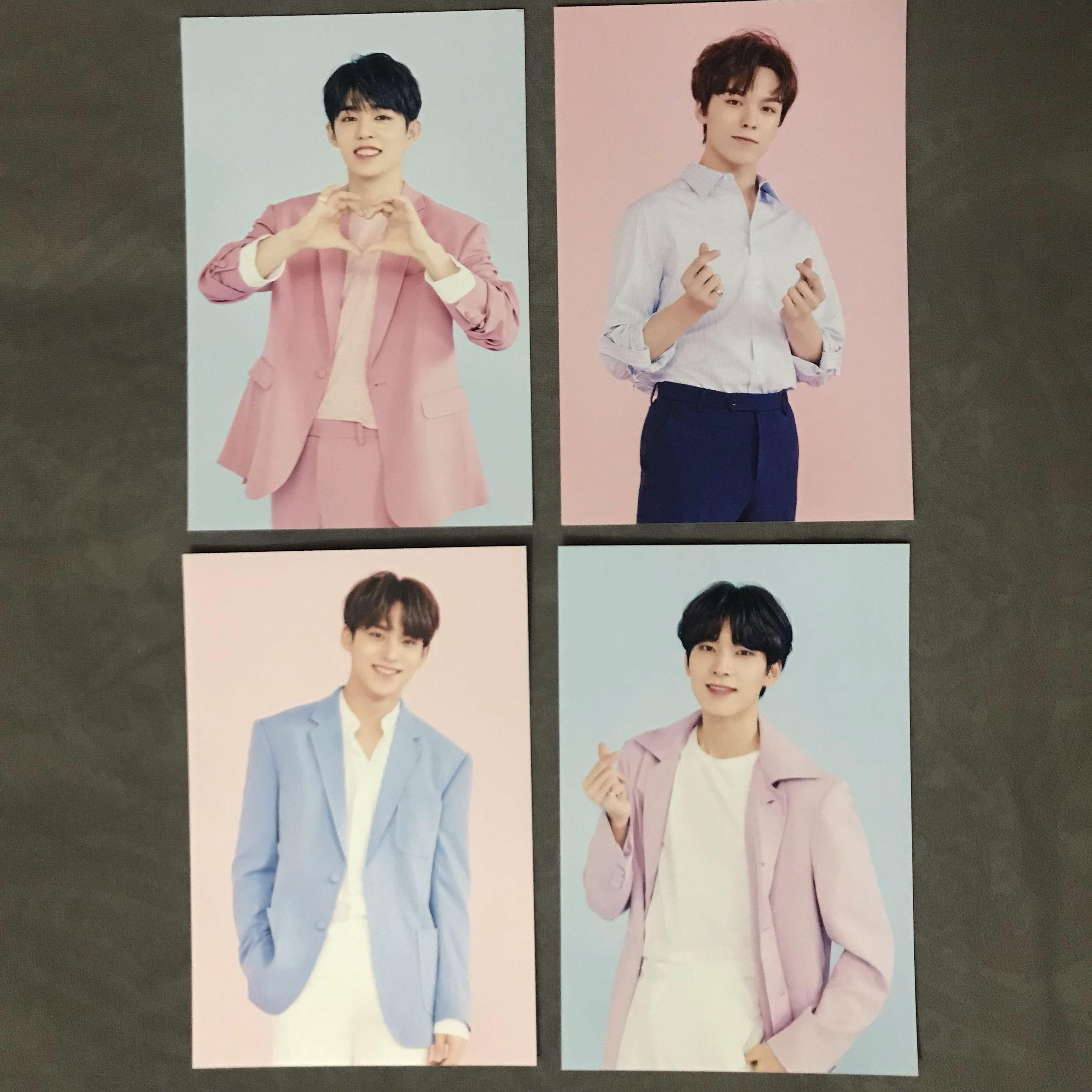 [WTS] [CLEARANCE] SEVENTEEN IN CARATLAND PHOTO SET / TRADING CARDS