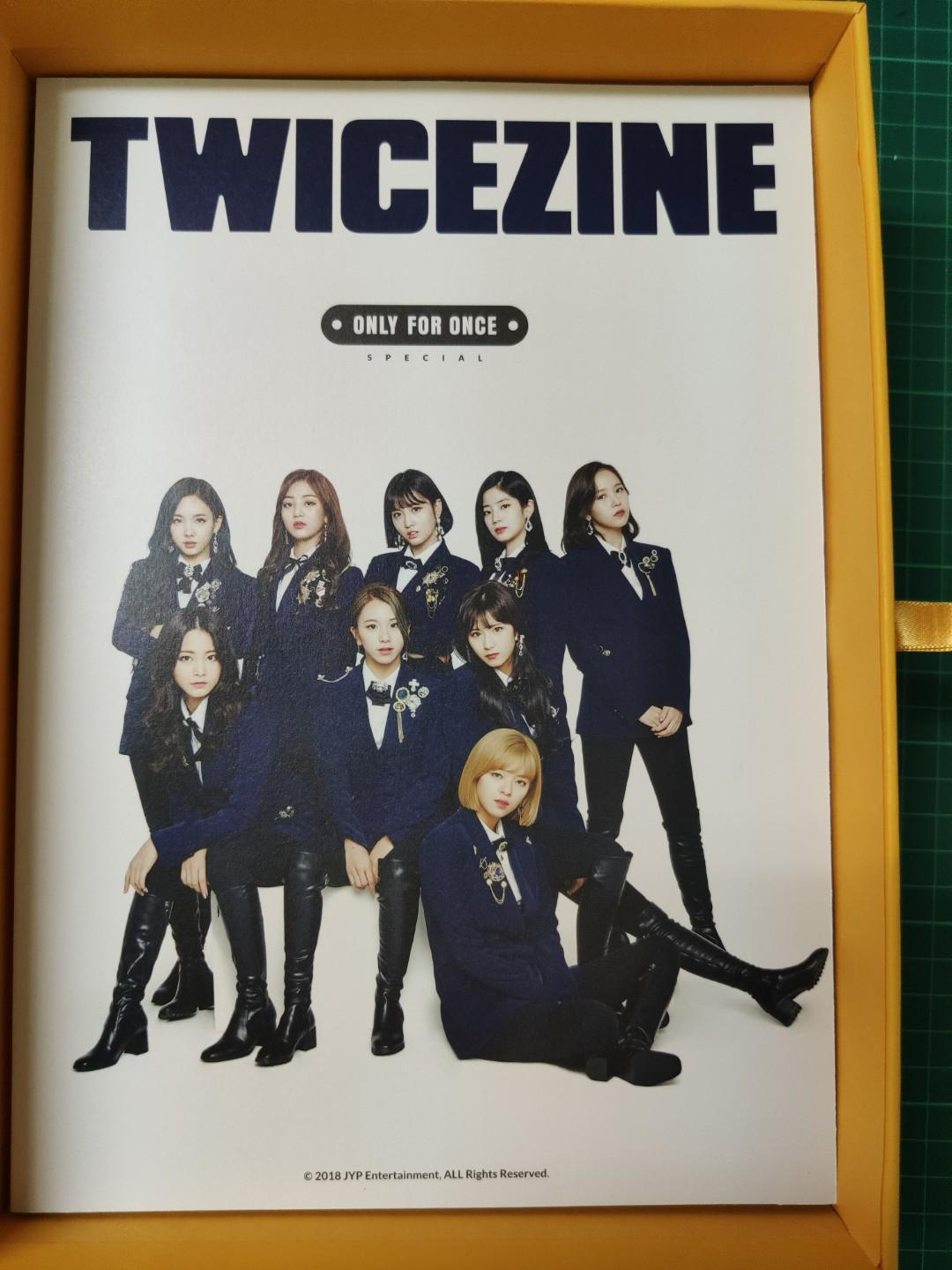 WTS TWICE OFFICIAL FANCLUB/2ND GENERATION