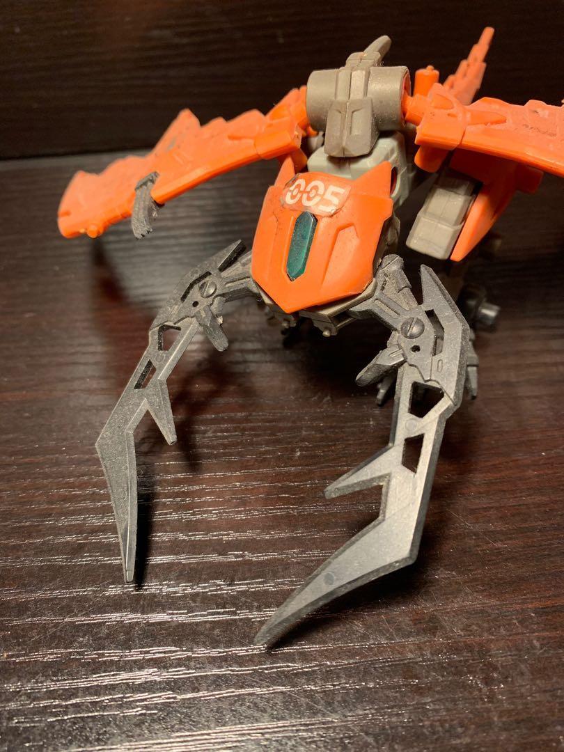 Zoids blox Flyscissors (chimera type)