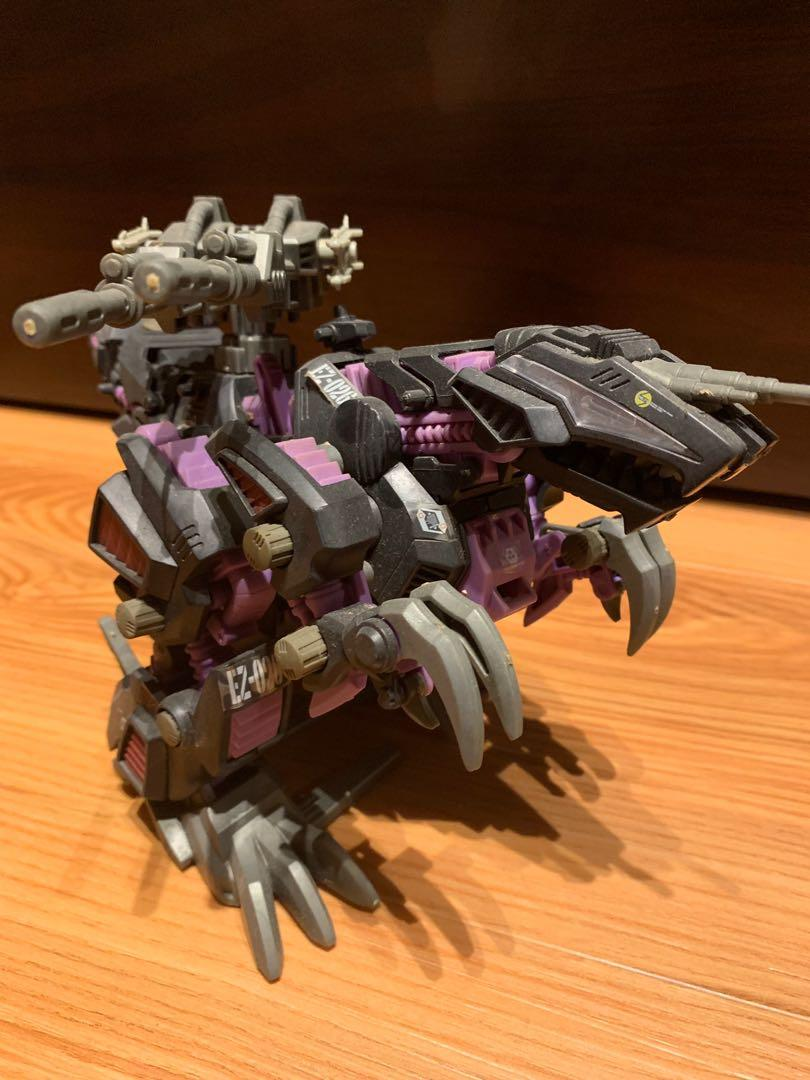 Zoids Rease's Geno Saurer EZ-026 (tyrannosaurus type)