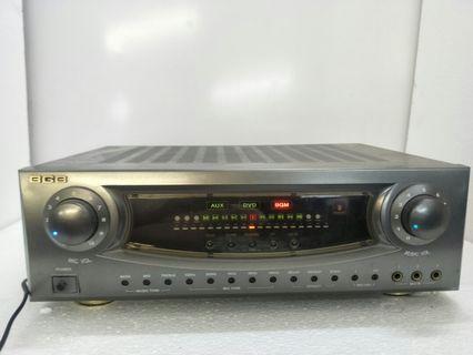BGB DAR-500 Digital Echo AV Karaoke Amplifier