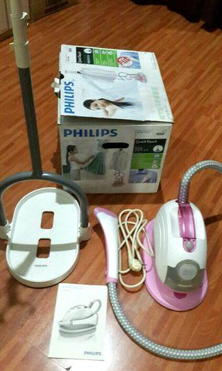 Jual Setrika uap PHILIPS QUICK TOUCH GC 525 like New
