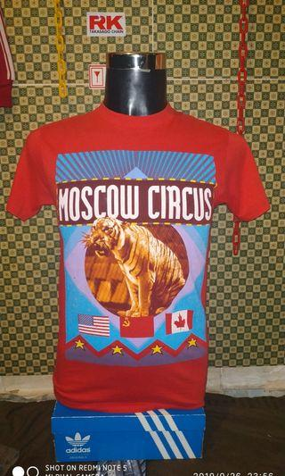 Vintage Moscow Circus
