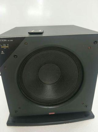 Ditton Carina DC -120S 12 inch Active Sub Woofer