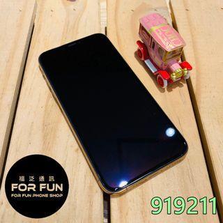 🌈(二手)Apple iPhone XS  64GB 金色,外觀9成5新,有實體店面提供無壓力無卡分期,讓您0元帶走!