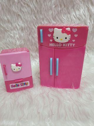 Hello Kitty Fridge Authentic Sanrio