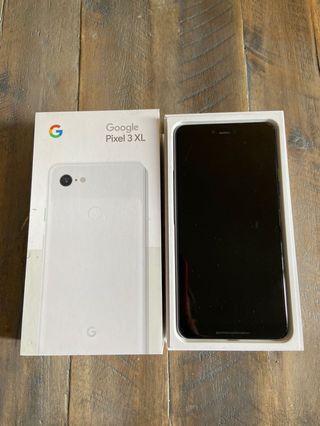 Pixel 3 XL 64GB White