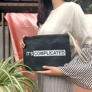 It's Complicated Bag