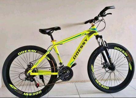 Sepeda Gunung bisa di cicil