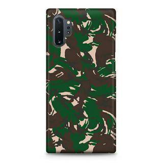 Army TNI Samsung Galaxy Note 10 Plus / Pro Custom Hard Case