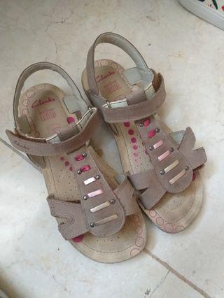 Clarks kids sepatu sandal
