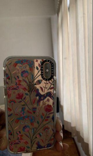 CASETIFY IMPACT CASE ULTRA PROTECTION IPHONE XS