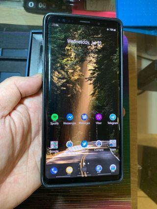 RUSH Sale Samsung Galaxy Note 9 + Freebies