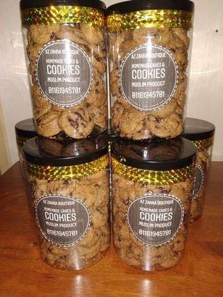 Cookies Coklat Cip