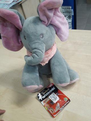Huggable Elephant
