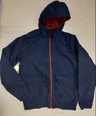 迪卡儂深藍色大童(160cm)鋪棉外套