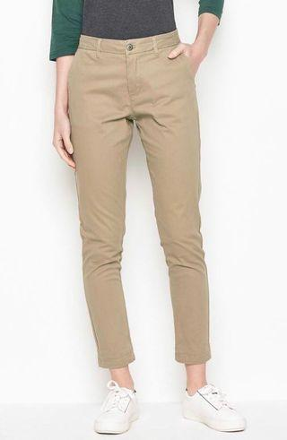 Ankle casual pants